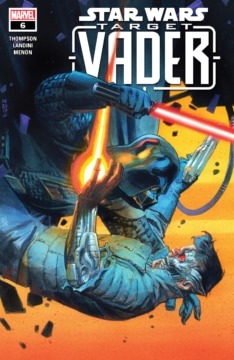 Star Wars Target Vader 006 Cover