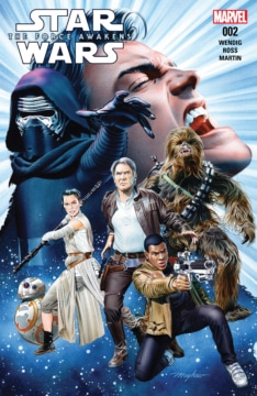 Star Wars The Force Awakens Adaptation 002 Cover