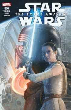 Star Wars The Force Awakens Adaptation 006 Cover