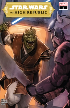 Star Wars The High Republic 002 Cover