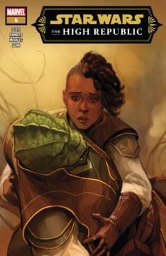 Star Wars The High Republic 005 Cover