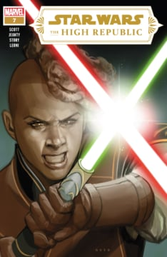 Star Wars The High Republic 007 Cover