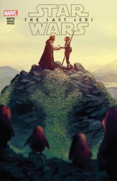 Star Wars The Last Jedi Adaptation 001 Cover