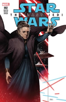 Star Wars The Last Jedi Adaptation 002 Cover