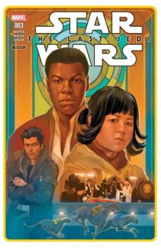 Star Wars The Last Jedi Adaptation 003 Cover