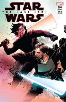 Star Wars The Last Jedi Adaptation 006 Cover