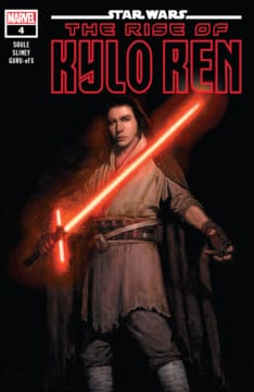 Star Wars The Rise Of Kylo 004 Cover