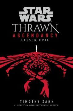 Star Wars Thrawn Ascendancy Lesser Evil Cover