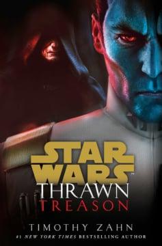 Star Wars Thrawn Treason Cover