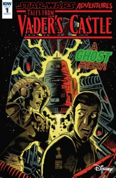 Tales From Vaders Castle 001 Cover