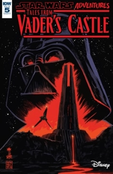 Tales From Vaders Castle 005 Cover