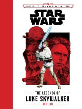 The Legend Of Luke Skywalker Cover