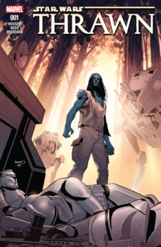 Thrawn 001 Cover
