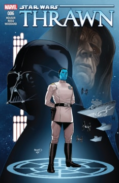 Thrawn 006 Cover