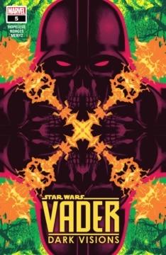Vader Dark Visions 005 Cover