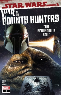 War Of The Bounty Hunters 002 Cover