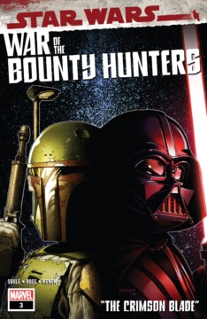War Of The Bounty Hunters 003 Cover