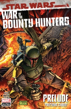 War Of The Bounty Hunters Alpha Cover