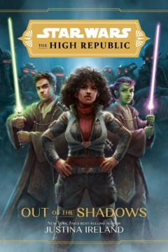 Star Wars High Republic Out Of The Shadows Cover