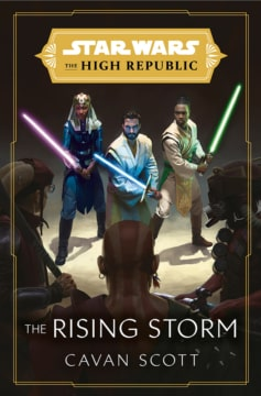 Star Wars High Republic The Rising Storm Cover